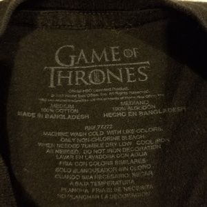 game of thrones Shirts - The nights watch game of thrones black shirt GOT